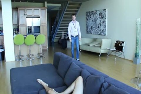 gayRoom stunning man Comes Home For A worthwhile pound
