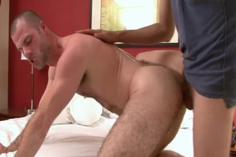 sucking And driling shaggy twink