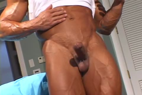 gorgeous muscular boy undresss And Jerks Off