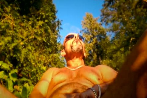 Me stroking In A long Unabashed Masturbation Session In lusty Stanley Park.