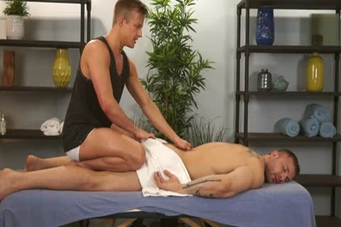 Gay Seduce Massage