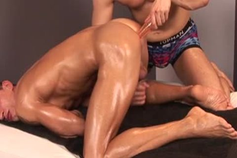 Boris Stark sucking & Stroking dicks