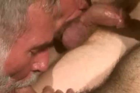 homo Daddy group sex