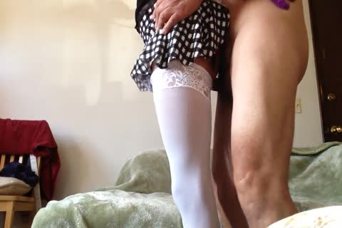 Claudia receives poked By Married lad In A recent petticoat