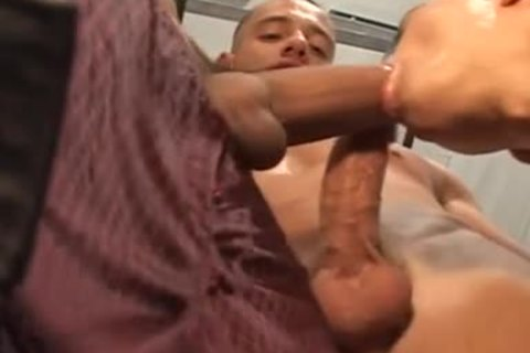 A gay threesome Full Of Sex And greater amount