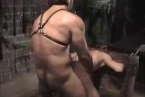 Very sexy man Locked In Stocks And plowed By Dungeon taskmaster