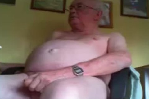 grand-dad long stroke And Play On web camera
