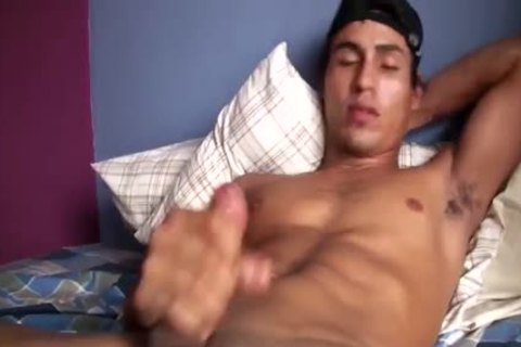 homo twink loves To Play With His gigantic weenie On webcam