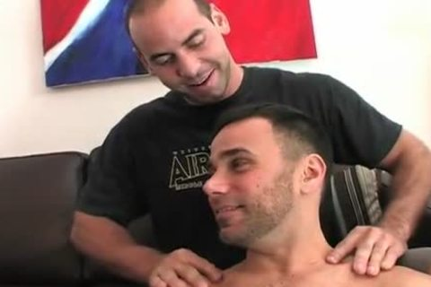 Pup loves enormous penis Daddy