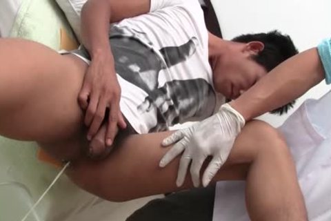 sexy Medical Fetish Asians Albert And Jimmy