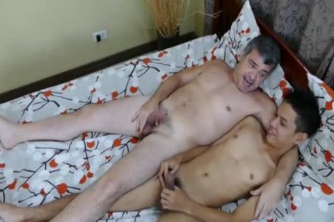 Daddy bare bonks asian boy Arjo