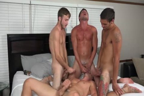 Four Bros pounding