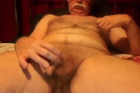 grand-dad jerk off