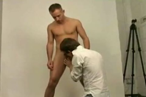 concupiscent homosexual fellows sucking & pounding