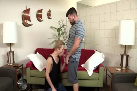 young twink plowed By Daddy