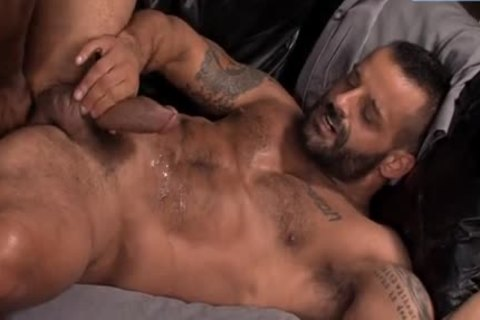 David Benjamin & Diesel Washington!