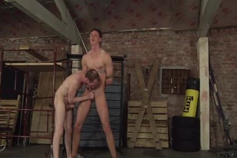 Sean Taylor Teaching Billy A Harsh butthole Lesson In Dungeon