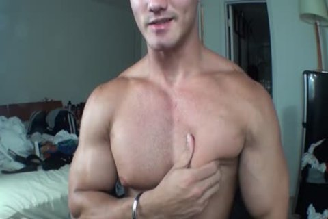 Muscle Hunk darksome hole