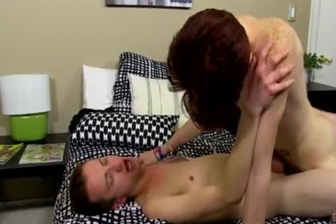 Riding The Red Headed lad - Elijah young And Skyler Evans