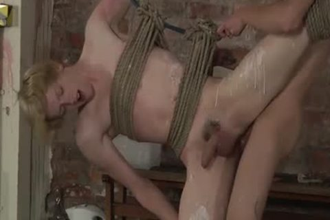 Johannes Lars acquires A rough butthole Stuffing