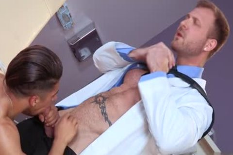 large 10-Pounder Wolf oral-sex-job And ball batter flow