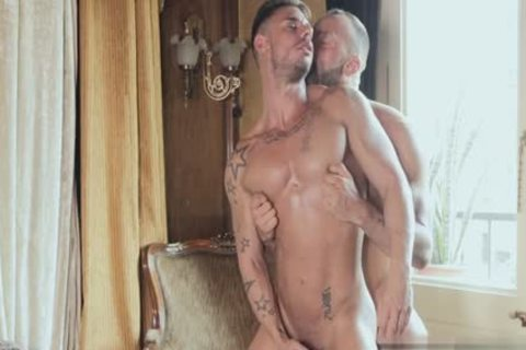 Muscle boy anal invasion With cock juice flow