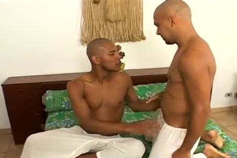 hairless head Hunks craving For Hard ramrods In Their taut Holes