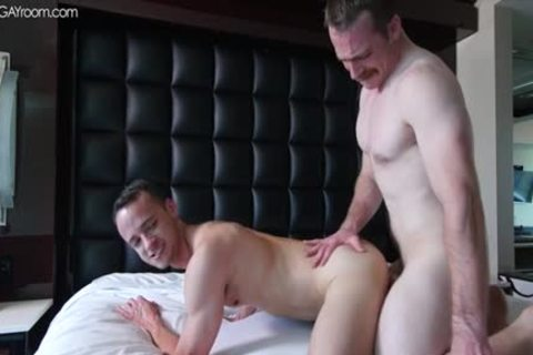 yummy Son butthole sex With Facial