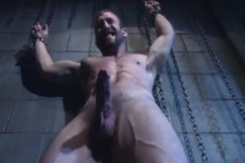 Muscle homosexual bound And Facial
