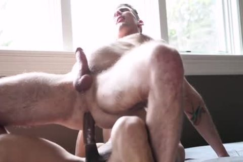Rafael Alencar bonks Chris Harder - Scene 1