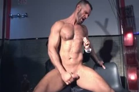 Muscle homo butthole sex And spunk flow