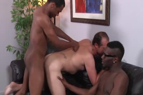 Hunky boyz 18 Year old Welcome A good hardcore Splitroasting From Some gigantic darksome Skinned subrigid Salami