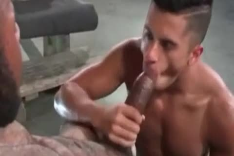 A Very naughty Latino homo guy Likes Some rough Greek From A massive African Shaft
