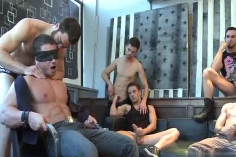 Muscle lad oral-sex And spunk flow