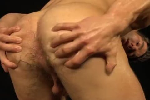 Muscled young lusty Erik Drda