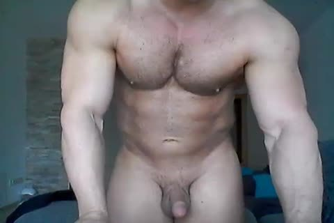 A sexy lad Jerking