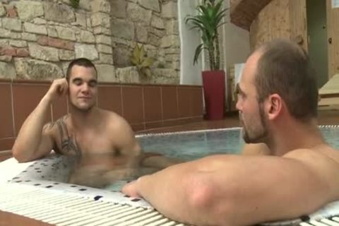 large weenie Daddy Public Sex And Facial