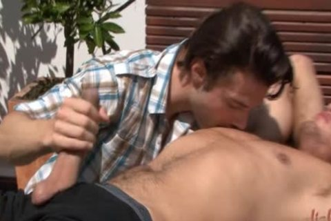 sexy homo butthole-copulation With cumshot