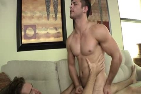Muscle homo pooper job With cumshot