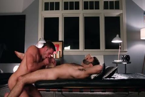 Muscle homo butt hammer With cumshot