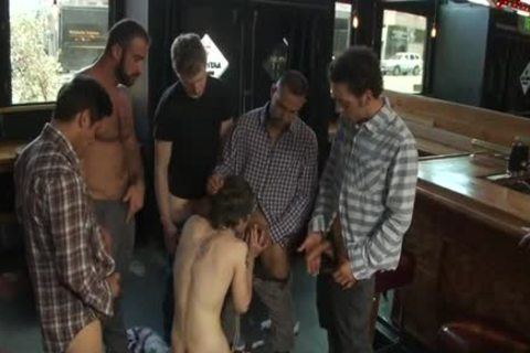 Tattoo gay fastened With Facial