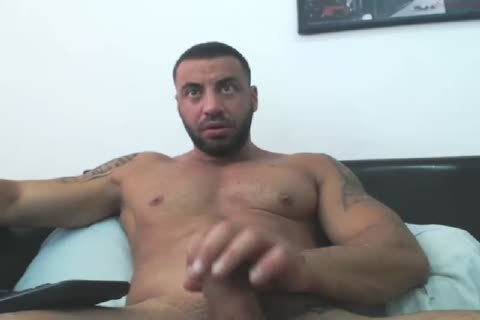 Arab Manbeast Edges His large dong