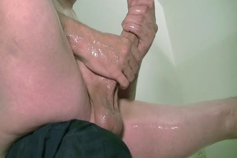 humongous dick Playing With Oil 217