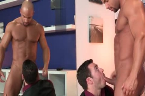 large penis homosexual blow job stimulation And sperm flow