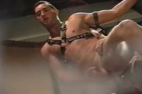 Glory Holes 5 Leather Mania Scene two