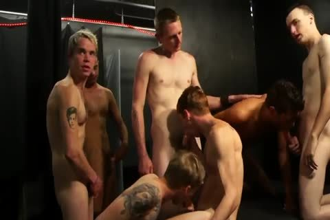 gangbang My hole Bro Scene two
