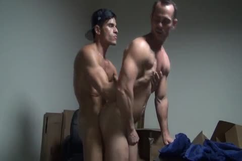 Owen Hawk & Rafael Carreras banging Hard