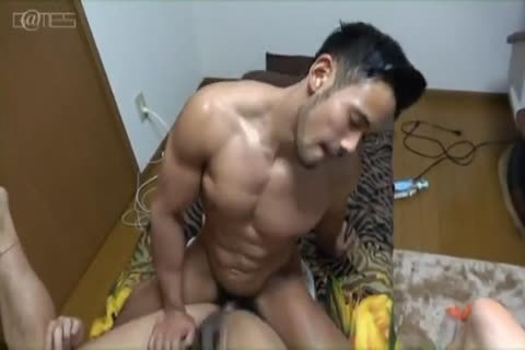 Jap Musclar chap Cumming two