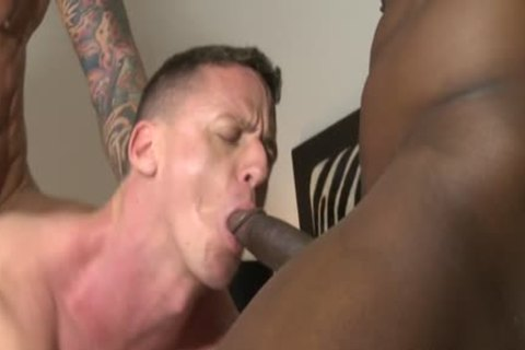 Muscle homosexual trio And ejaculation