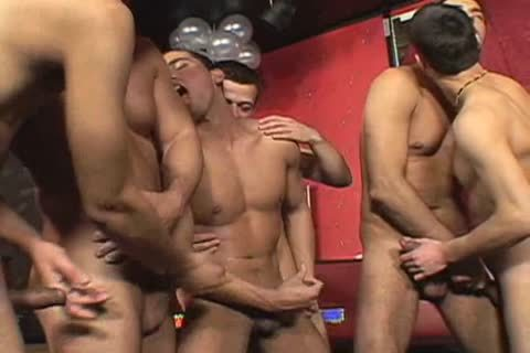 Several gays With A throbbing sexual Appetite